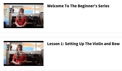 Beginner's Series